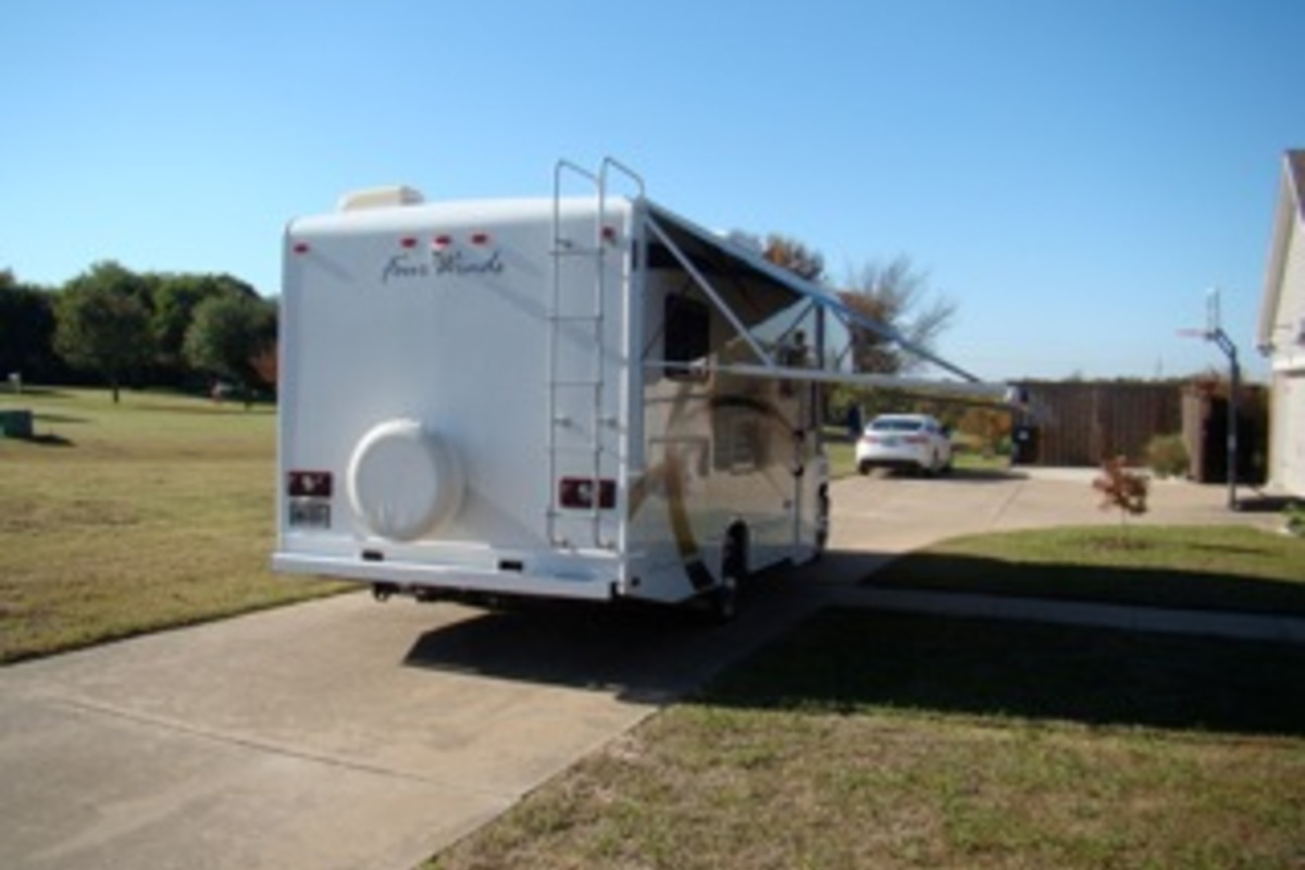 2013 Thor Four Winds 24C, 9