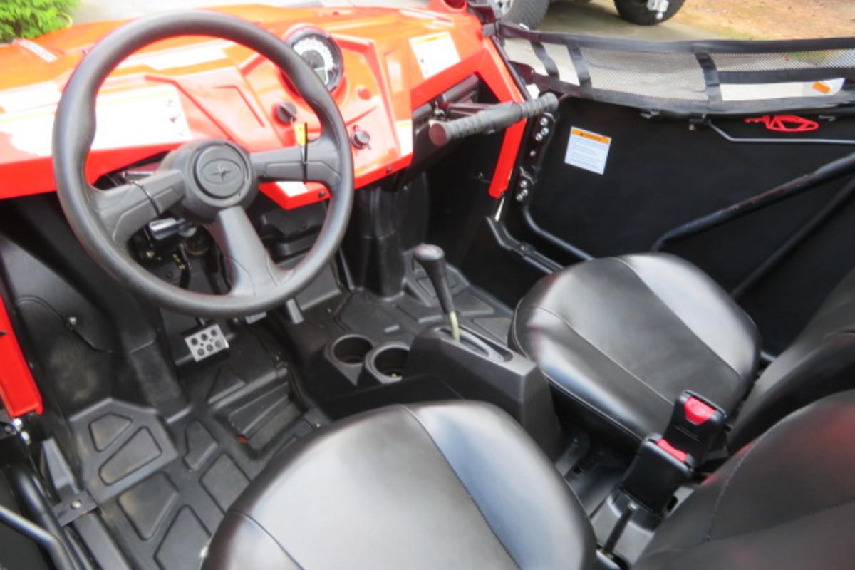 2013 POLARIS RAZOR S 900, 6