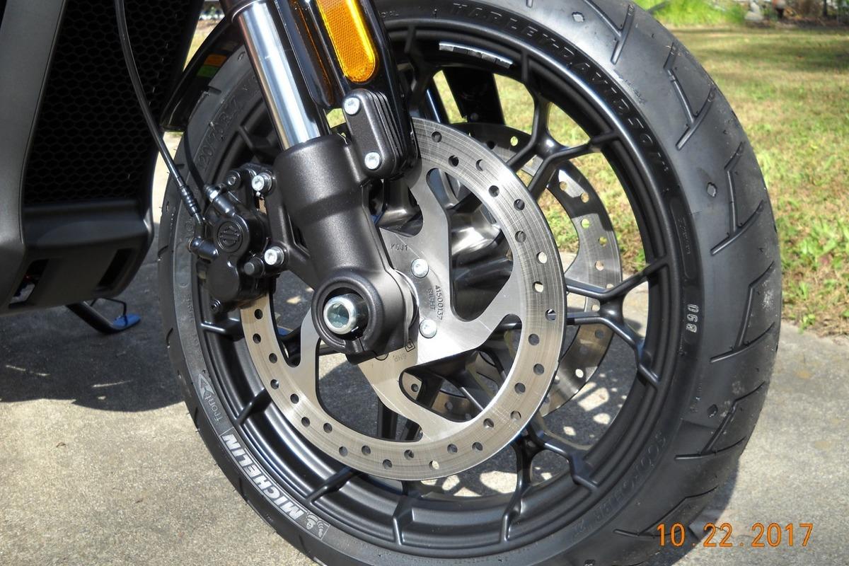 2017 Harley Davidson XG750A Street Rod, 4