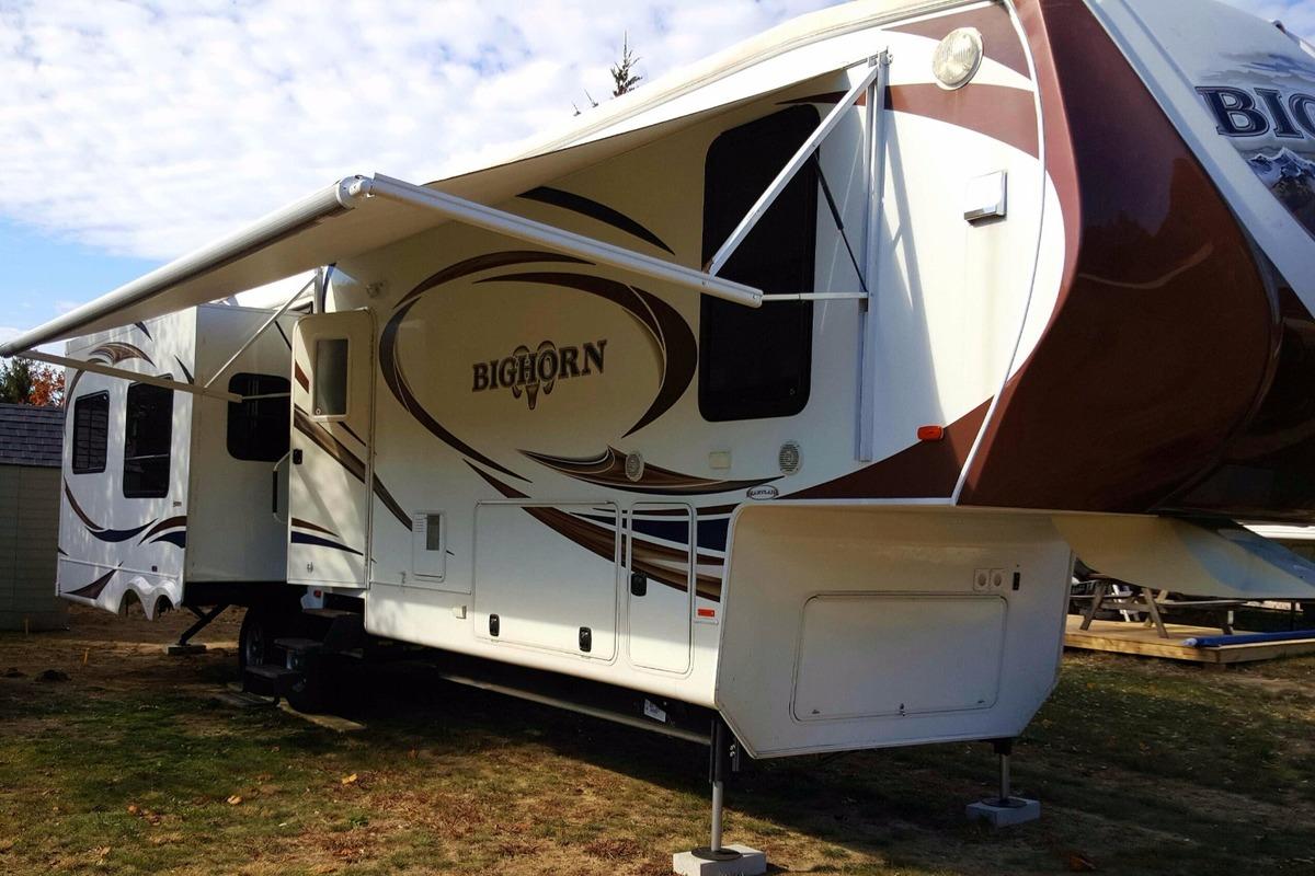2013 Heartland Bighorn 3585RL, 7