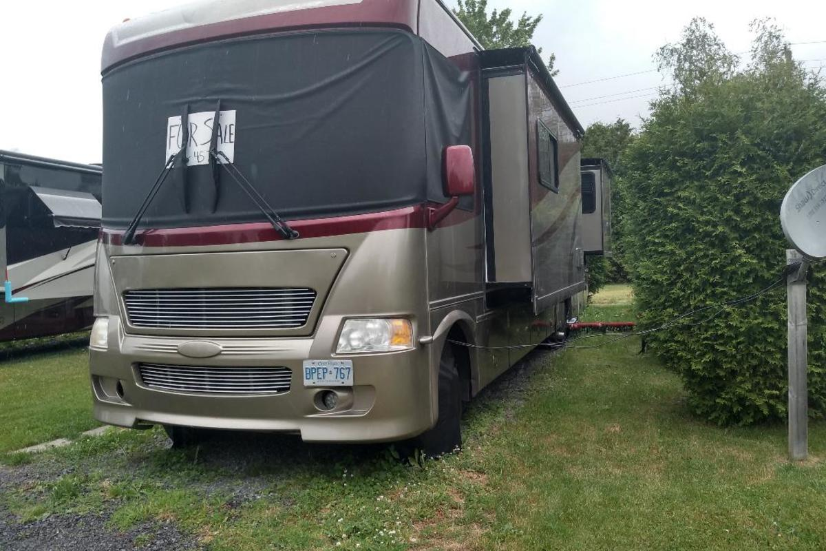 2008 Gulf Stream Independance 83671, 8