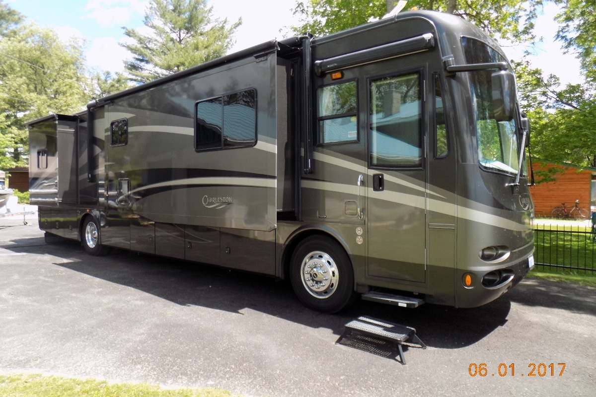 2007 Forest River Charleston 400QS, 0
