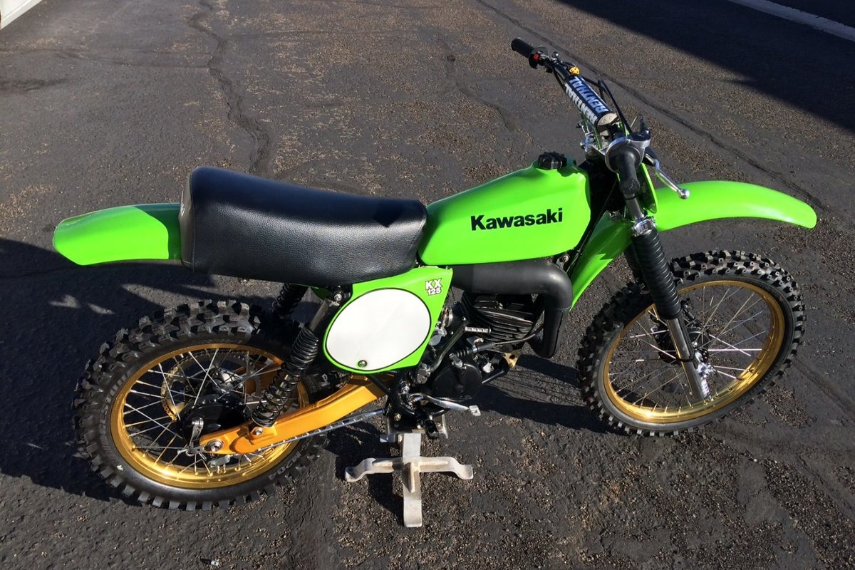 1978 kawasaki a4 kx 125 motorcycles for sale. Black Bedroom Furniture Sets. Home Design Ideas