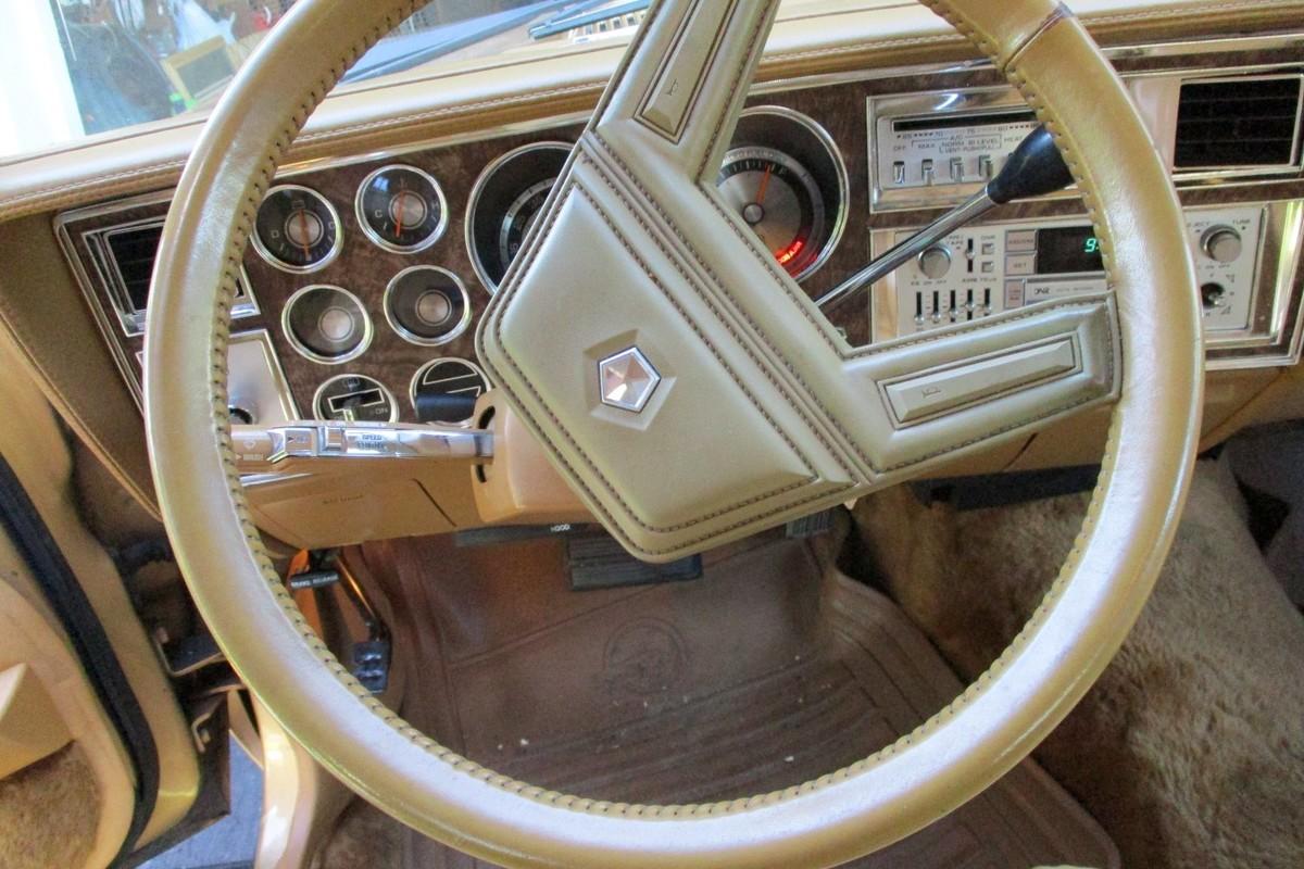 1985 Chrysler Fifth Avenue 4 Door, 5