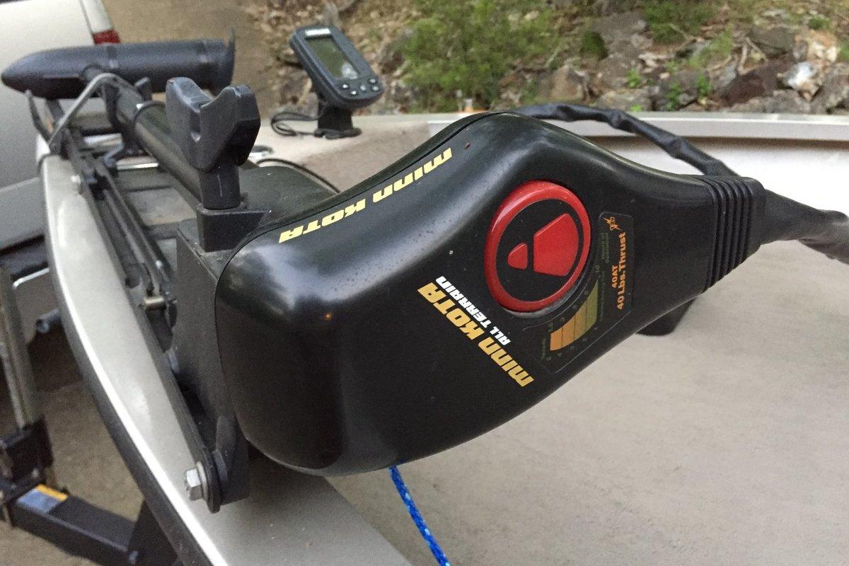 2002 Tracker Pro V16, 5