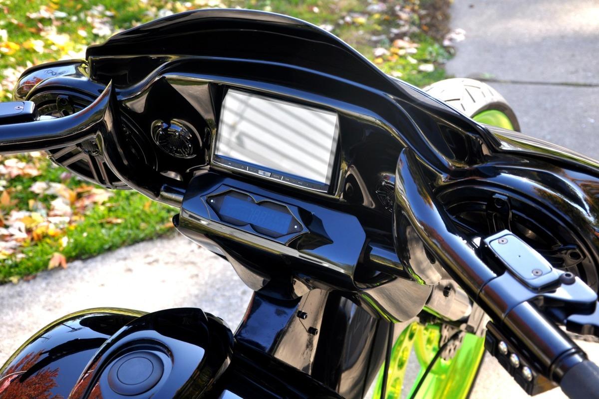 "2011 Custom 30"" Harley Davidson Electra Glide Ultra Limited Electra Glide Ultra Limited., 13"