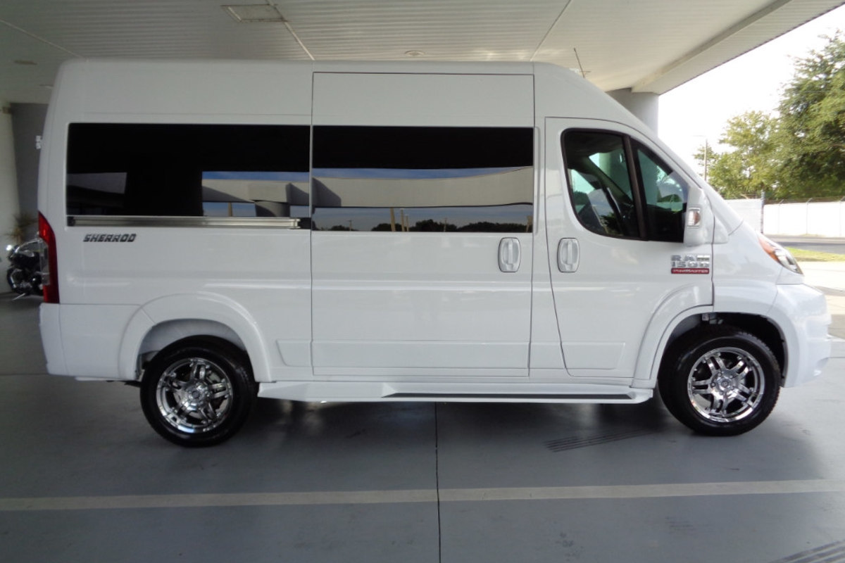 2015 Ram ProMaster 1500 High Roof 136″ Wheelbase, 0