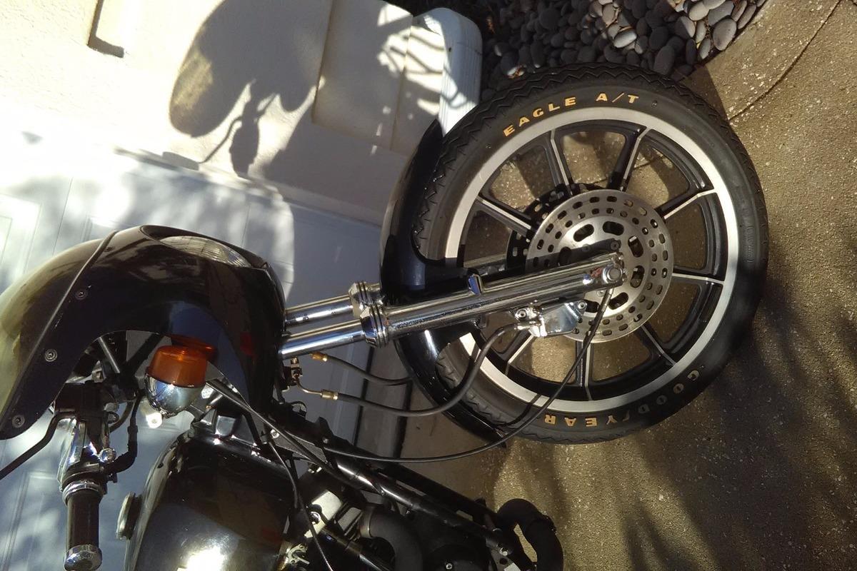 1978 Harley-Davidson XLCR 1000, 4