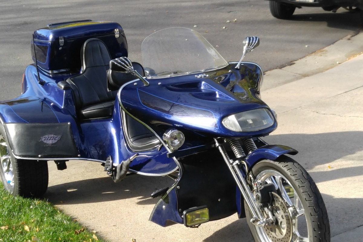 2002 V-Cycle Roadhawk, 4