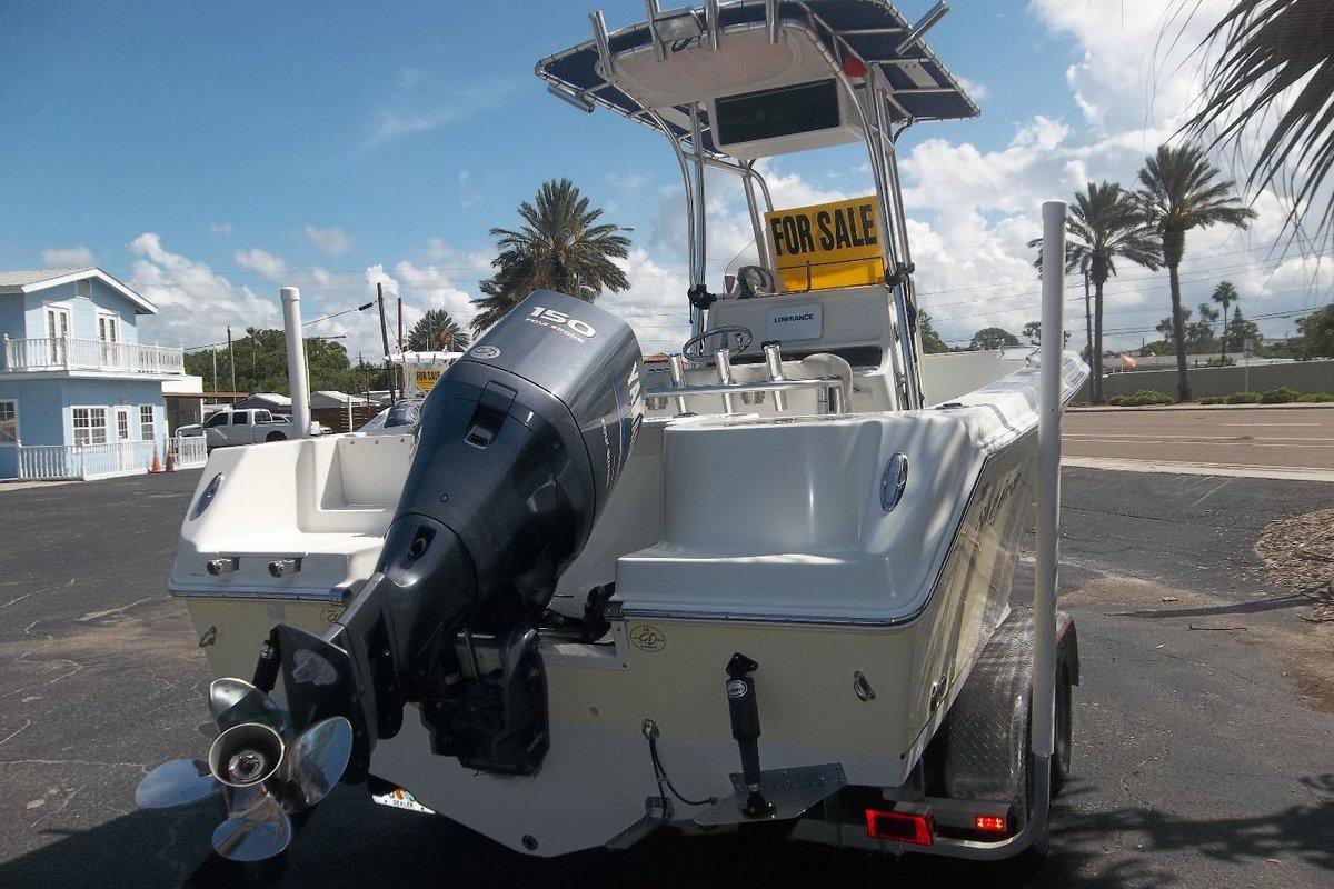 2008 Sailfish 218CC, 0