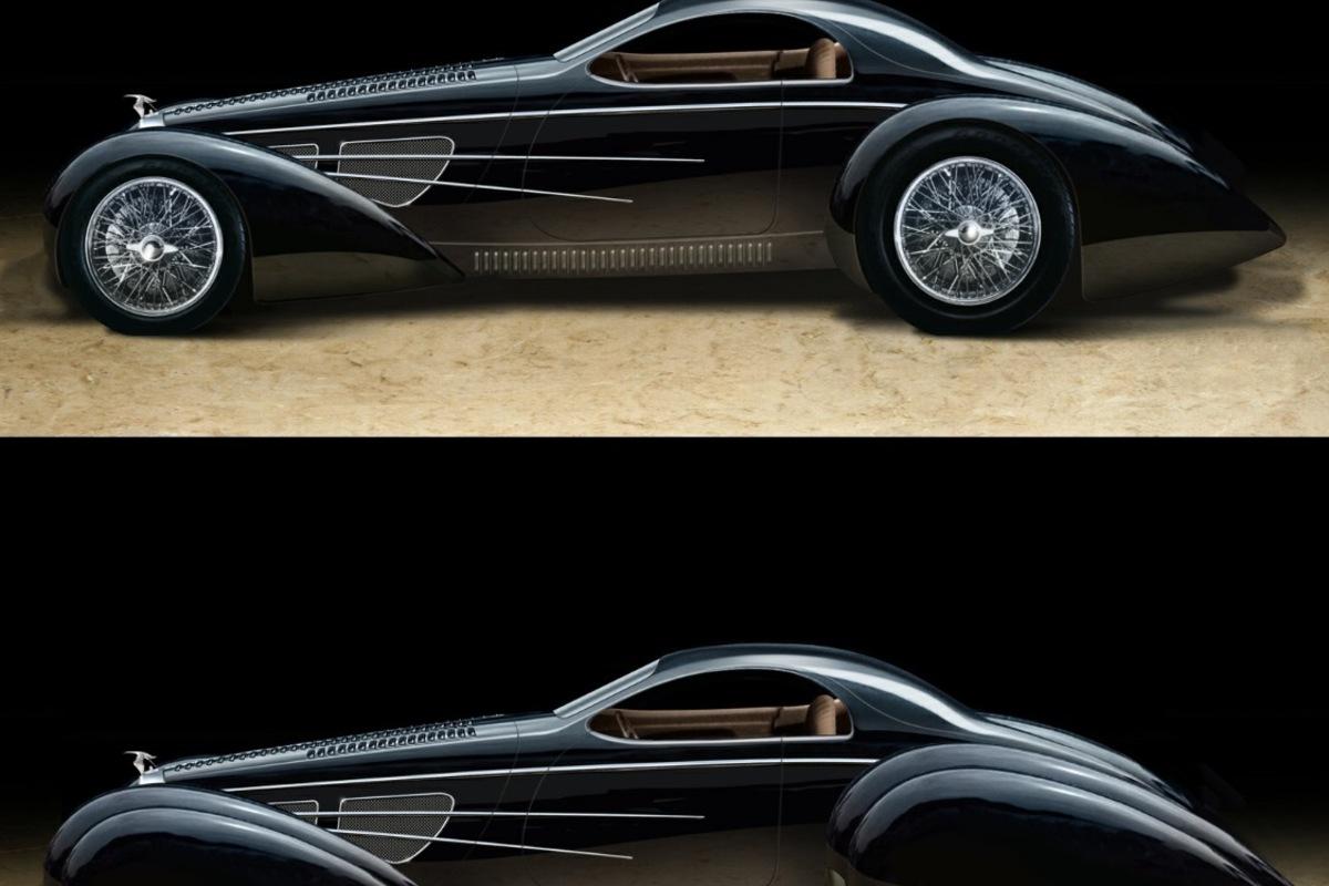 1987 Bugatti Type 57s, 0
