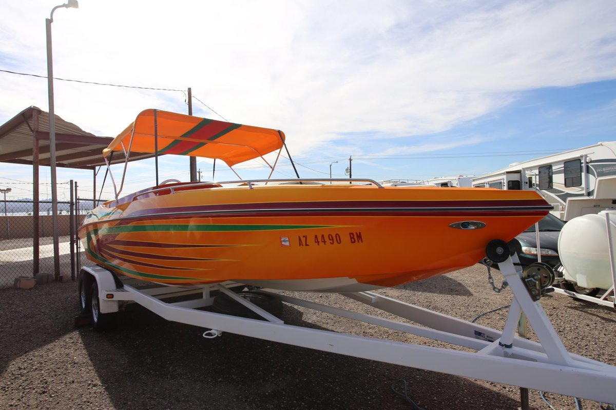 2006 Cheetah Boats Stiletto 24, 18