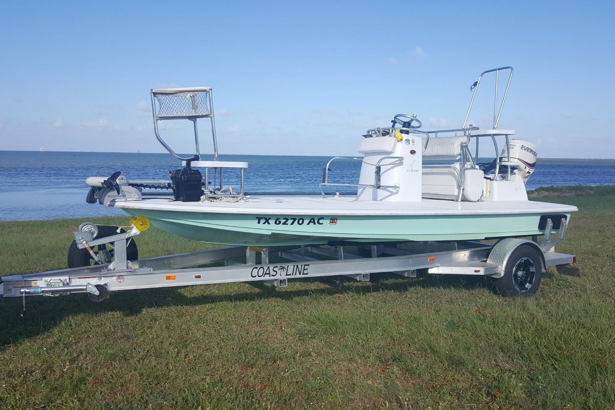 2006 New Water Boat Works Curlew, 0