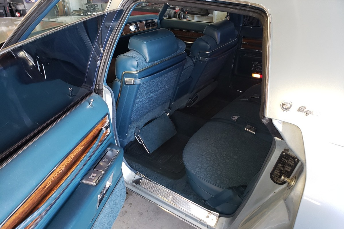 1972 Cadillac Fleetwood Sixty Six Special Brougham, 7