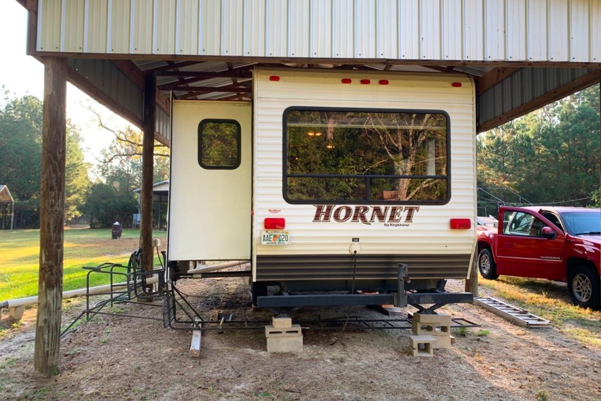 2010 Keystone Hornet, 3