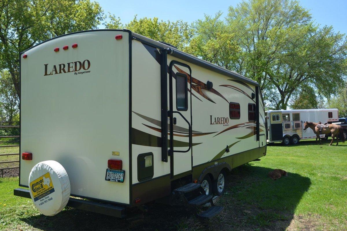 2015 Keystone Laredo 240mk, 3