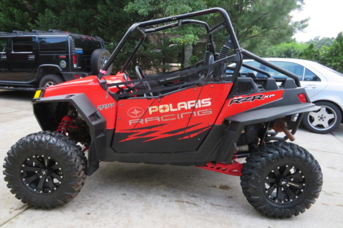 2013 POLARIS RAZOR S 900, 2