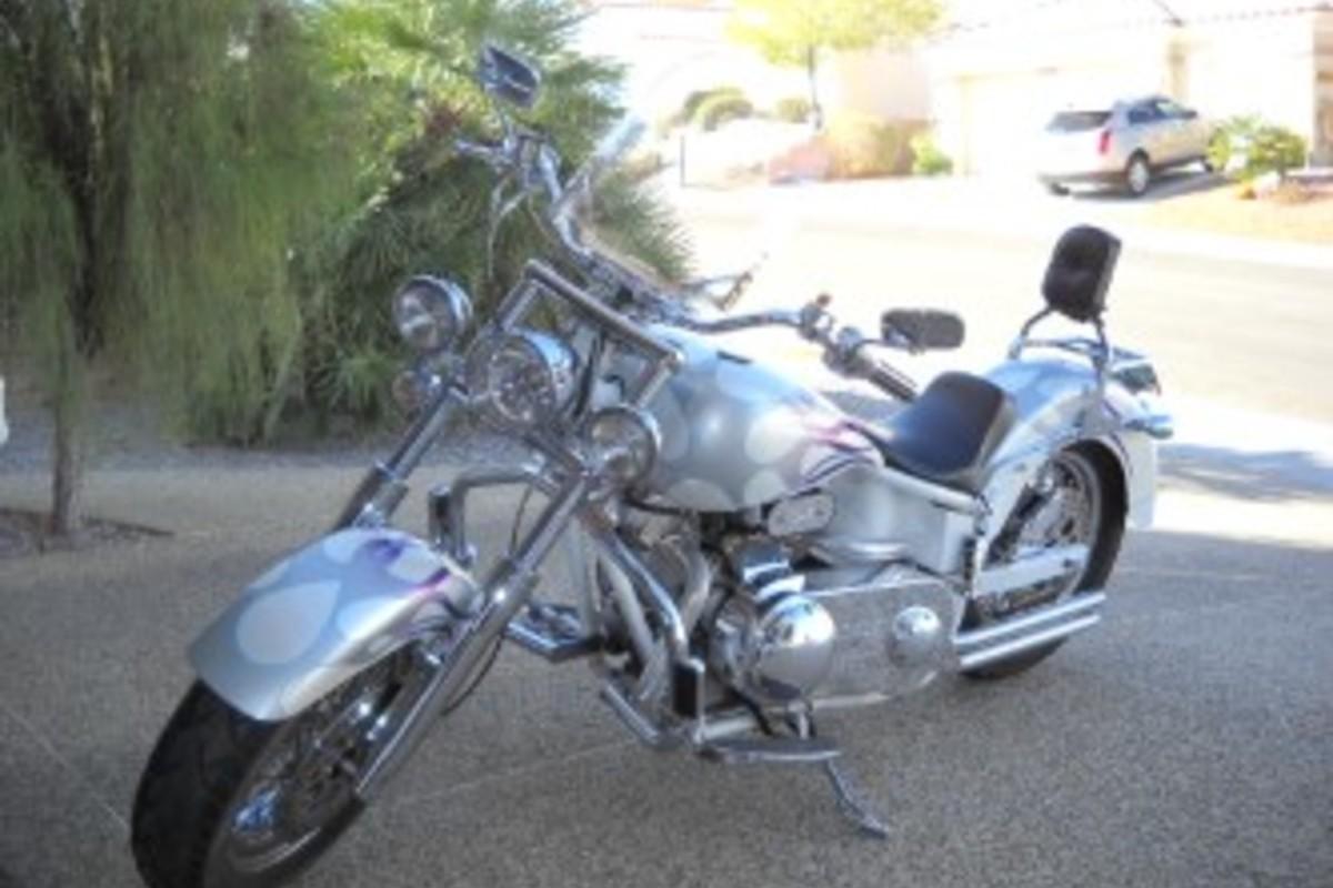 2005 Ridley 750 Auto Glide, 0