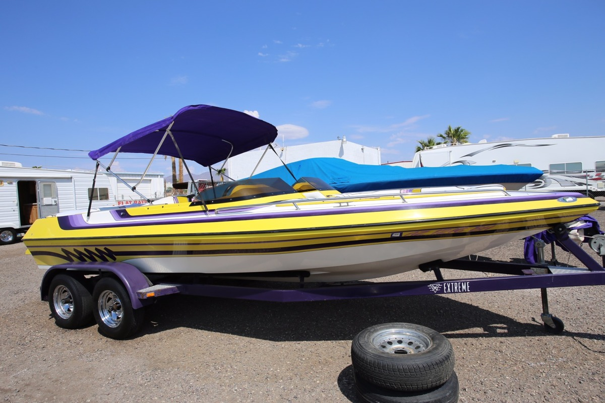 1995 Commander Bow rider Open bow 21, 0