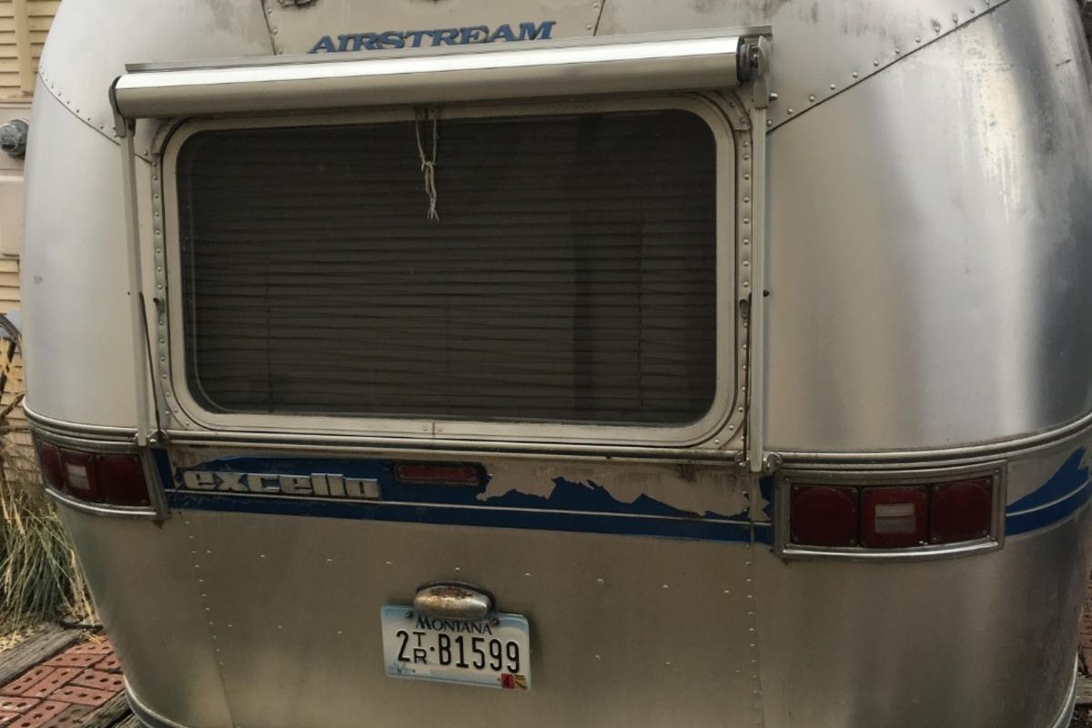 1991 Airstream Excella, 0