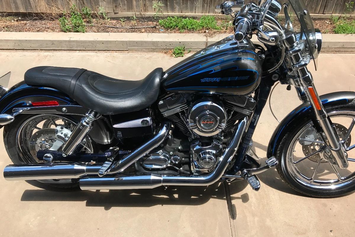 2007 Harley-Davidson Dyna, 4