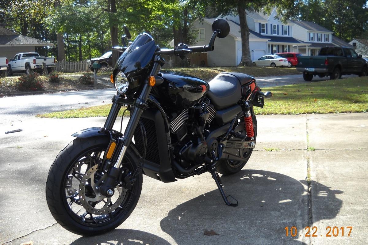 2017 Harley Davidson XG750A Street Rod, 7