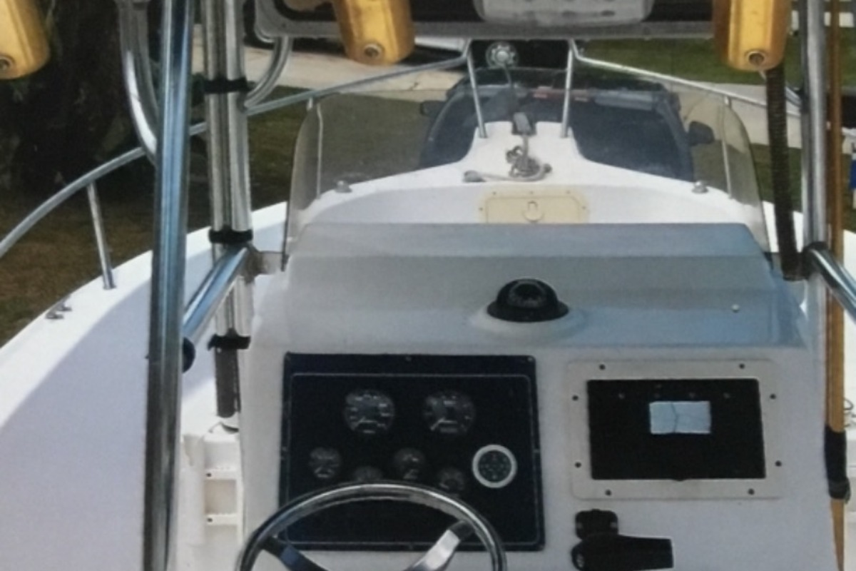 2001 Sea Fox 257CC, 4