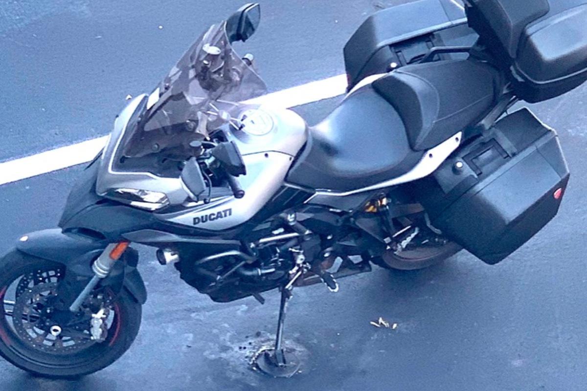 2013 Ducati 1200 S Multistrada Granturismo, 6