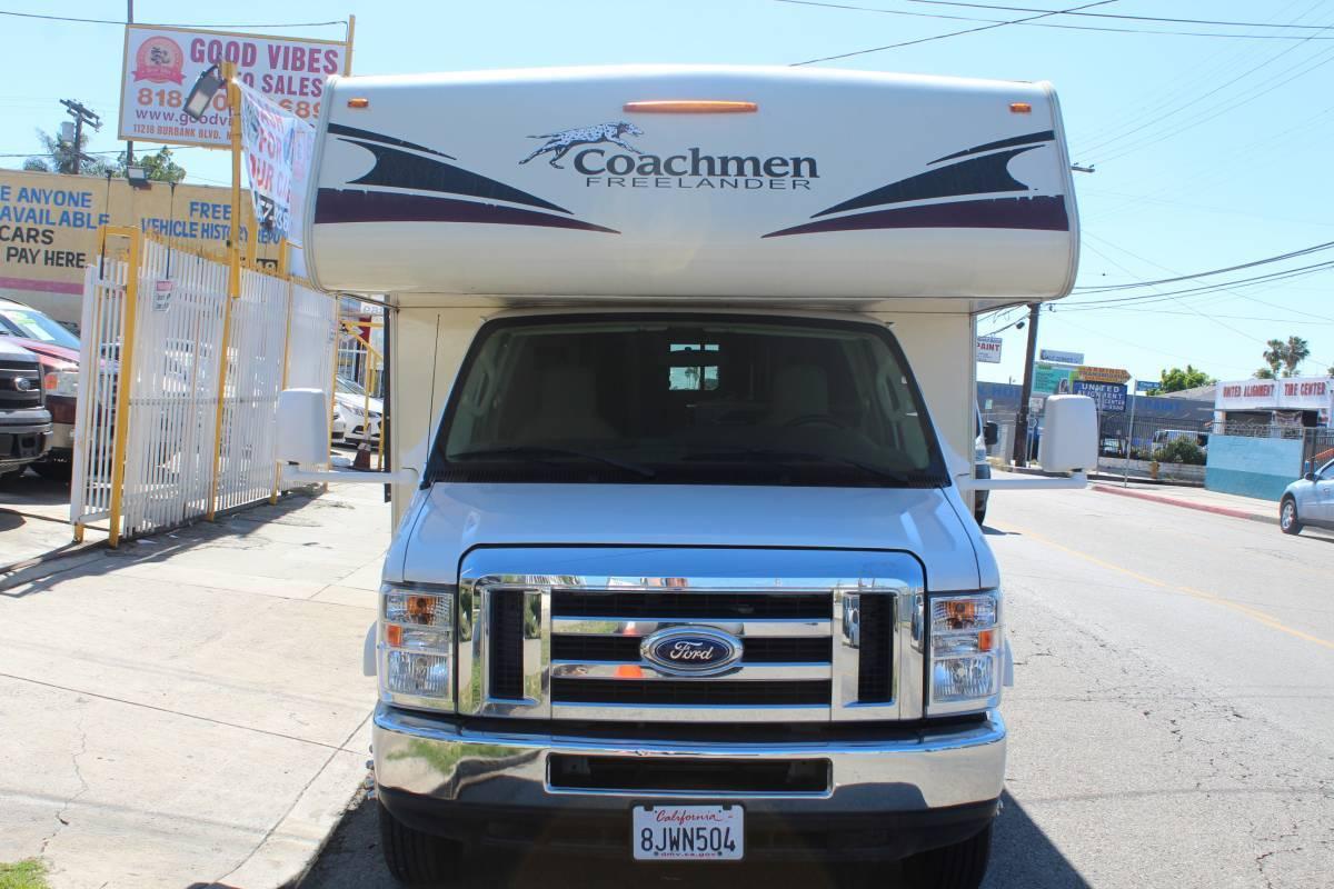 2015 coachmen freelander 27, 2