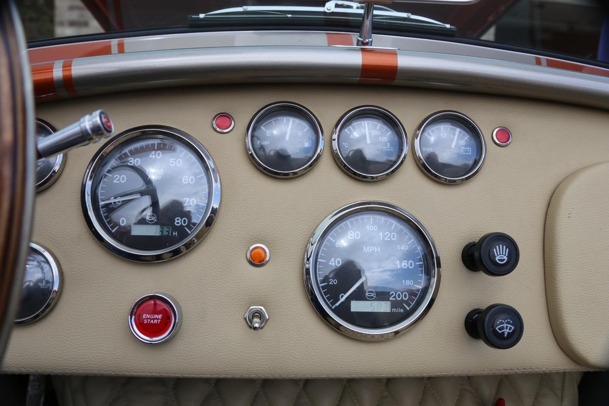 2020 Backdraft Shelby Cobra 1965 Replica Roadster, 24
