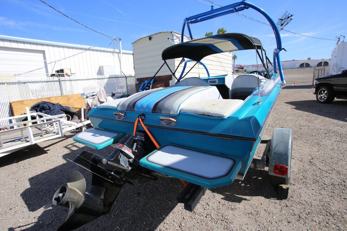 1994 California Cool 170, 12