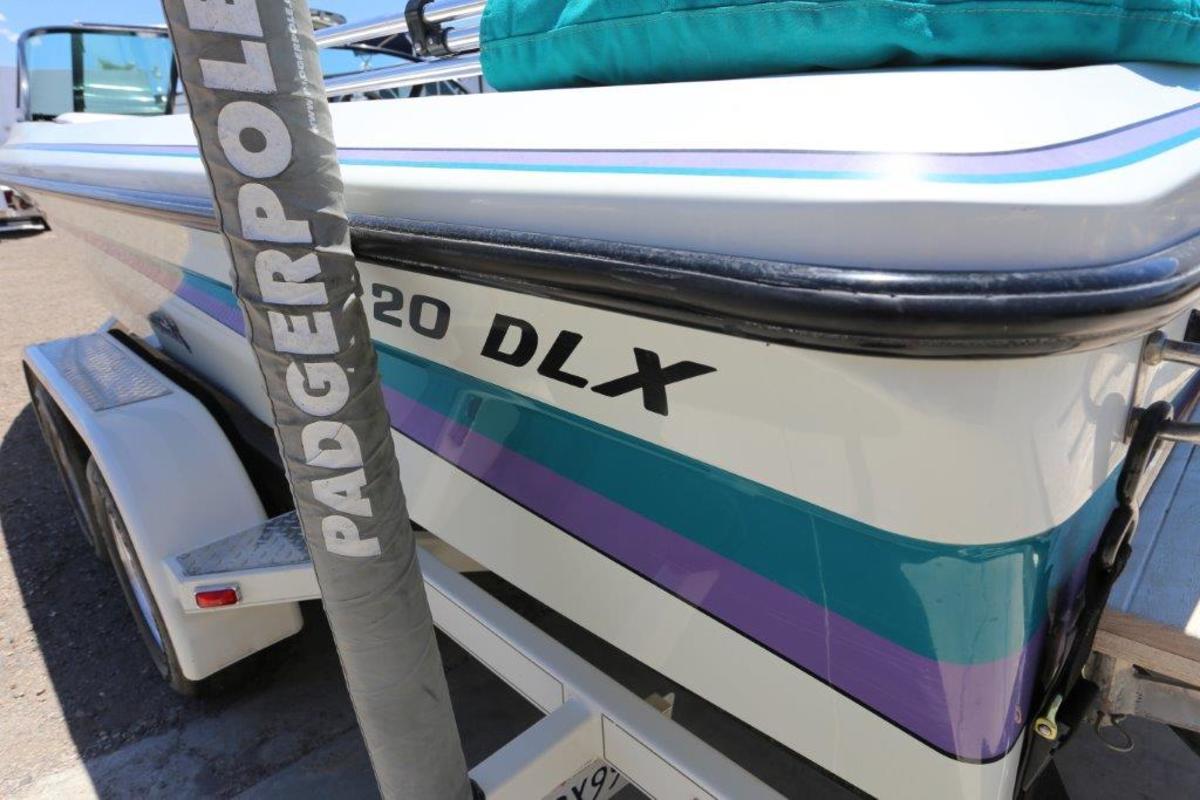 1995 Ski Sanger 20 DLX, 0