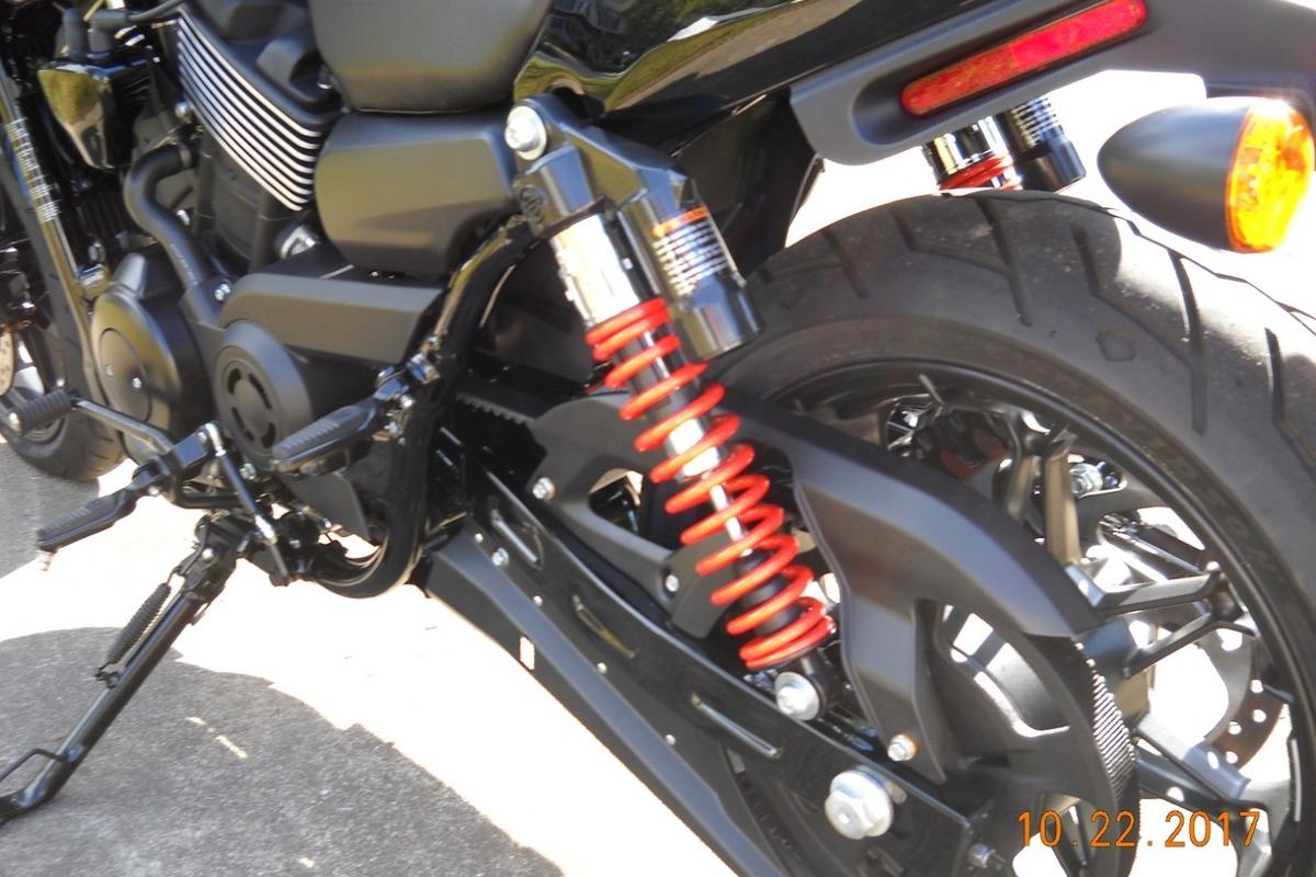 2017 Harley Davidson XG750A Street Rod, 3