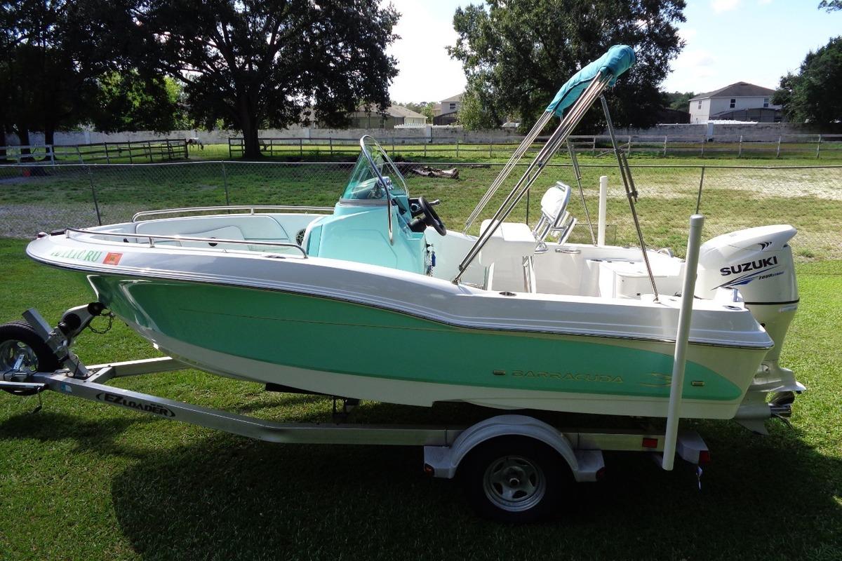 2017 Barracuda 188CCR, 13