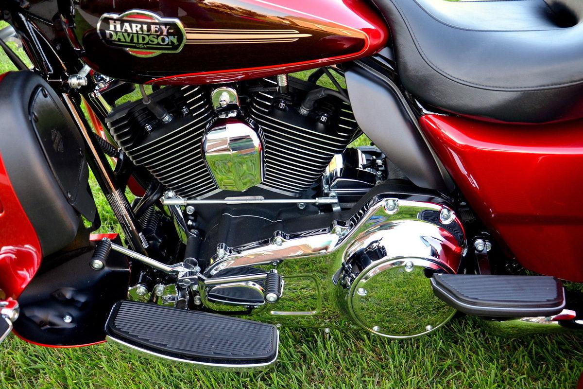 2012 Harley Davidson Tri-Glide Ultra, 2