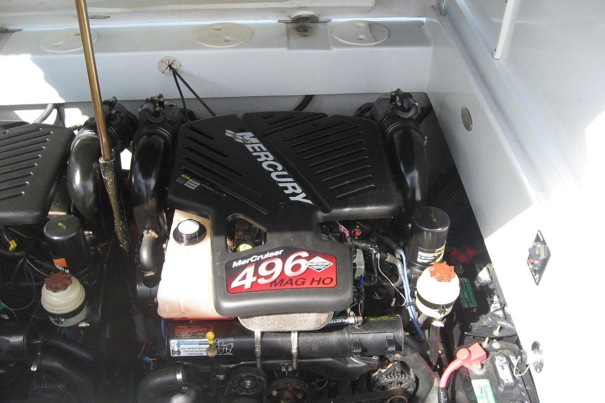 2006 Baja Marine 405, 17