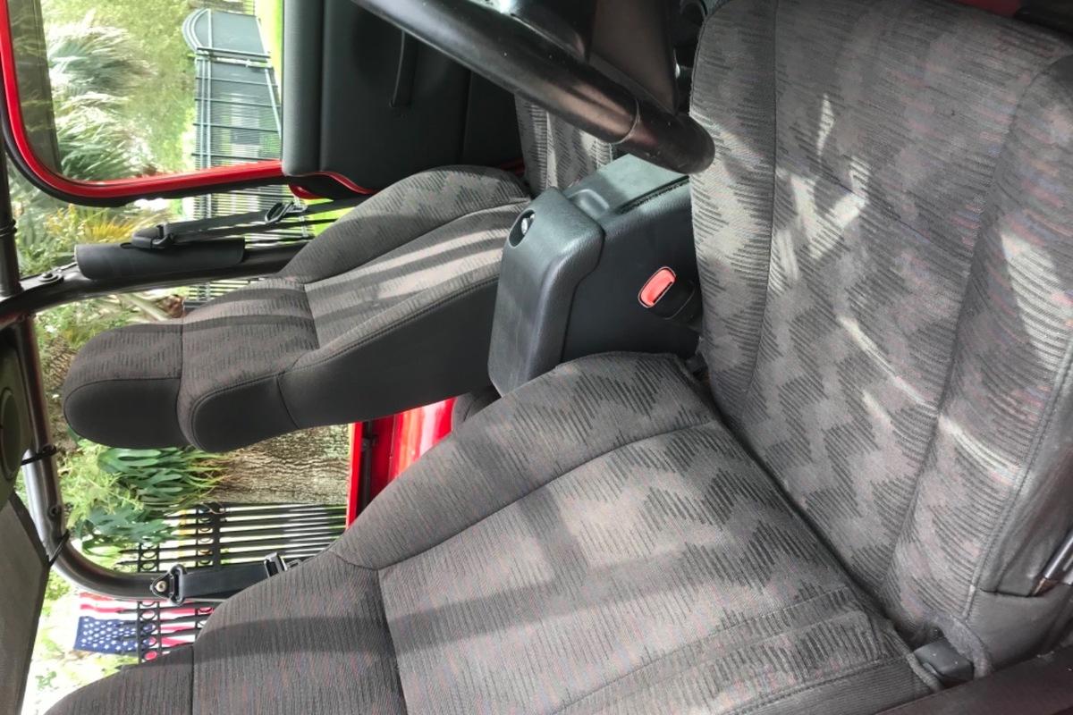 2005 Jeep Wrangler RHD 6 cylinder, 5