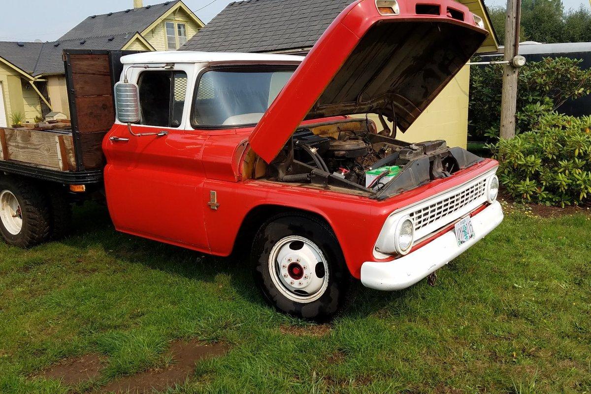 1963 Chevrolet C30 Flatbed, 0