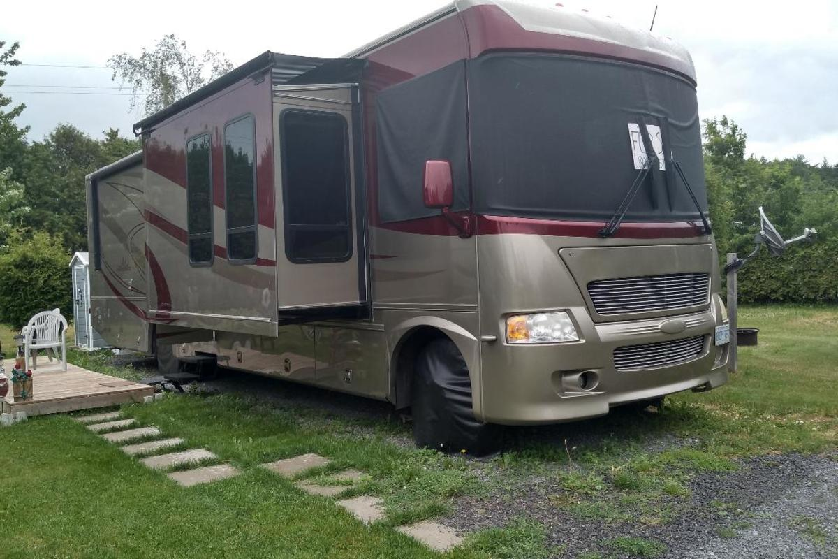 2008 Gulf Stream Independance 83671, 0
