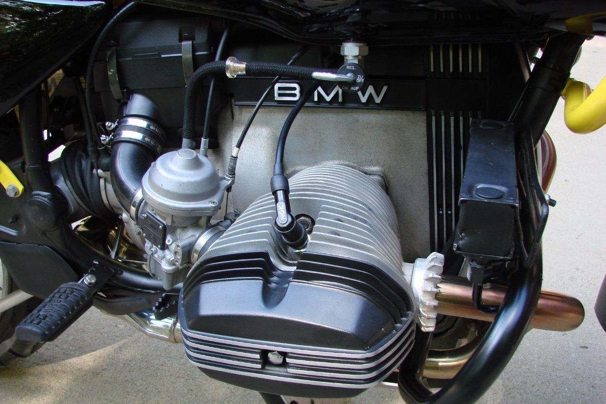 1993 BMW R100 GS Bumblebee, 8