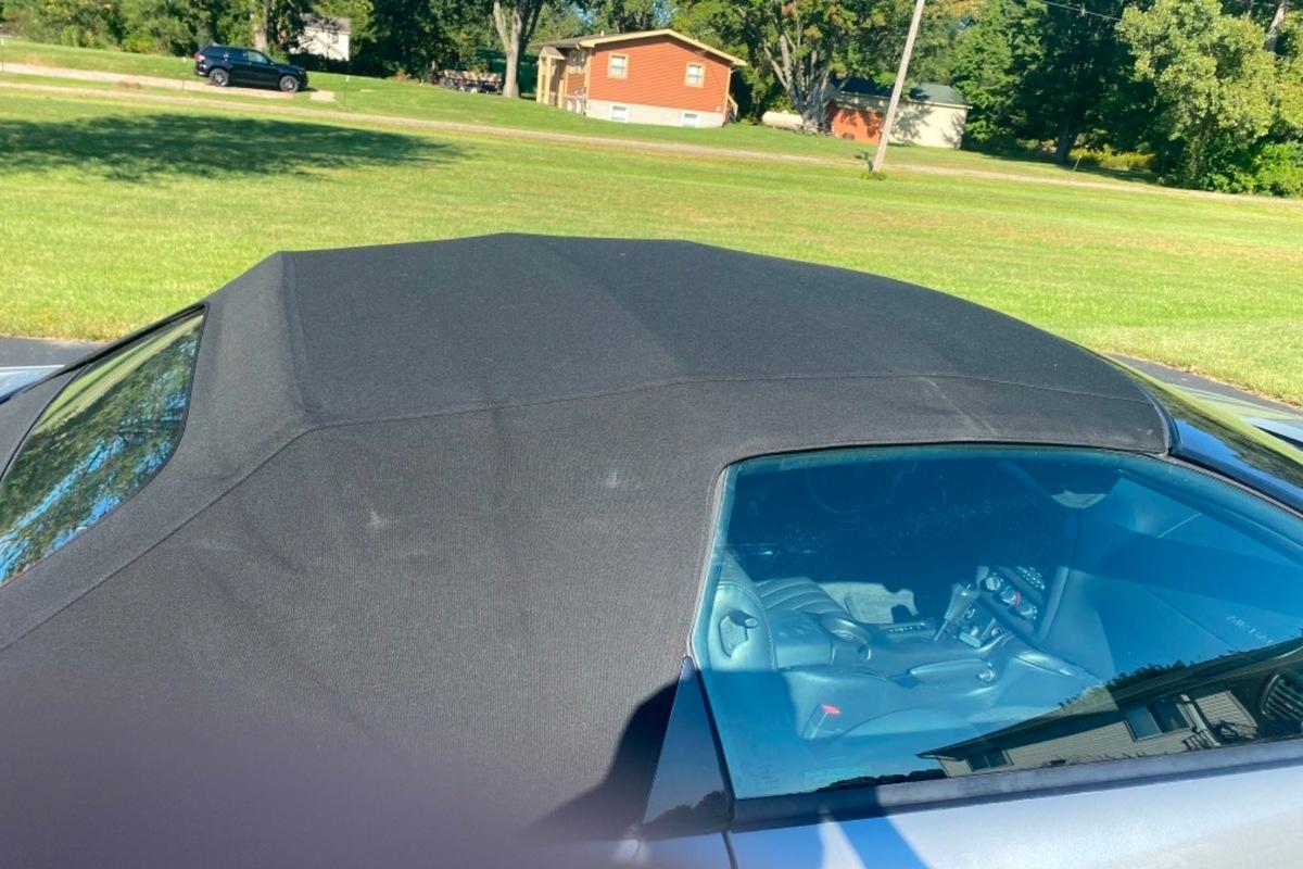 2000 Chevrolet Camaro Convertable SS, 4