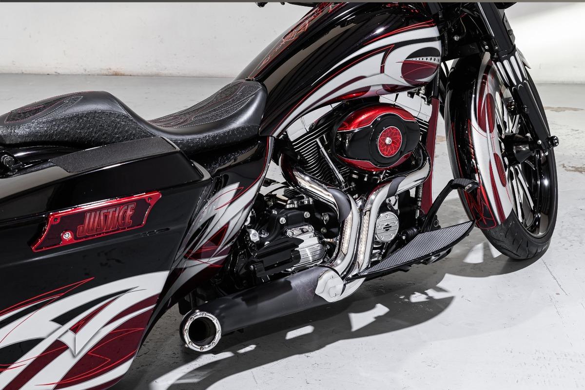 2011 Harley-Davidson FLHX Street Glide, 5