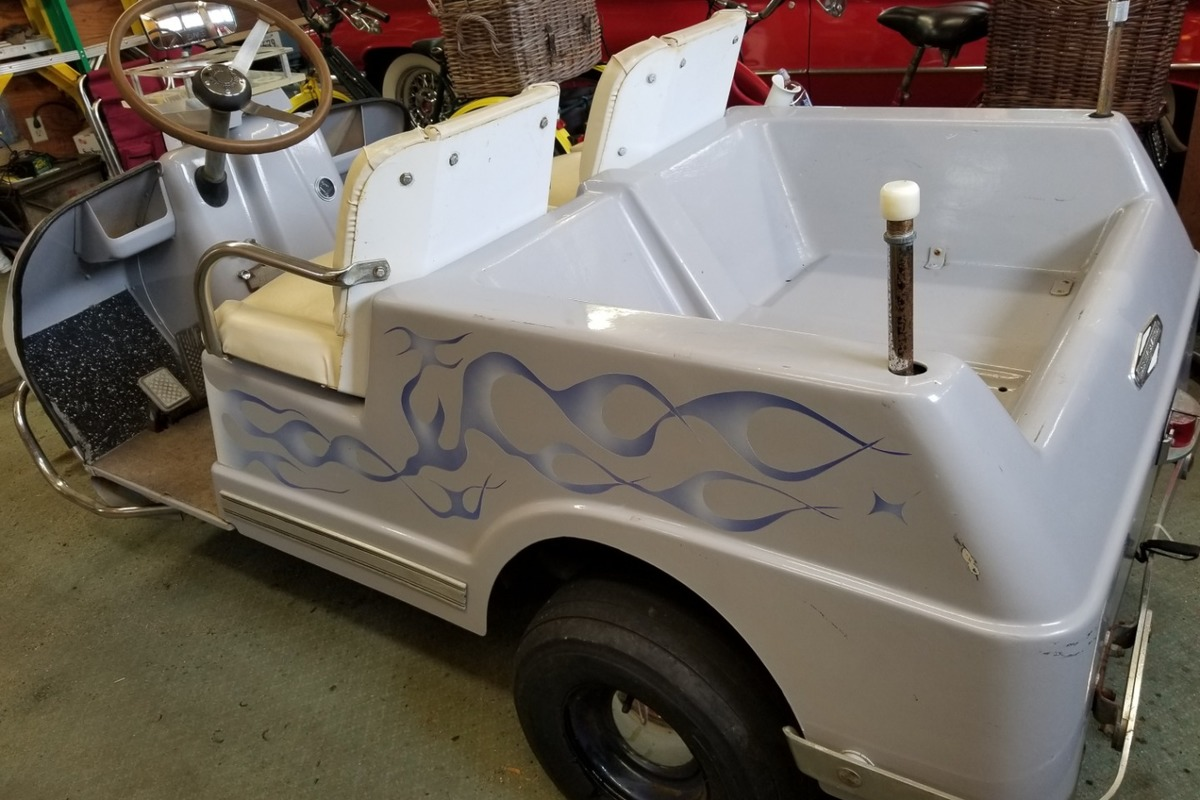1969 Harley-Davidson Golf Cart for Local Pickup Only Golf Cart, 0