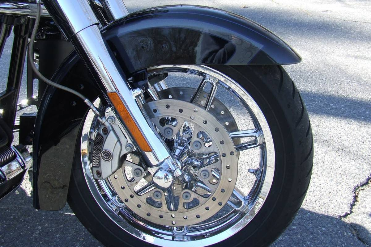 2013 Harley-Davidson ultra classic cvo anniversary, 1