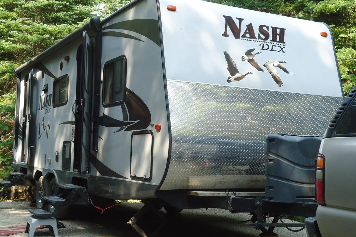 2013 Northwood Nash 25C, 15