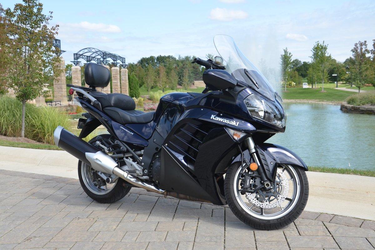 2010 Kawasaki Concours 14, 2