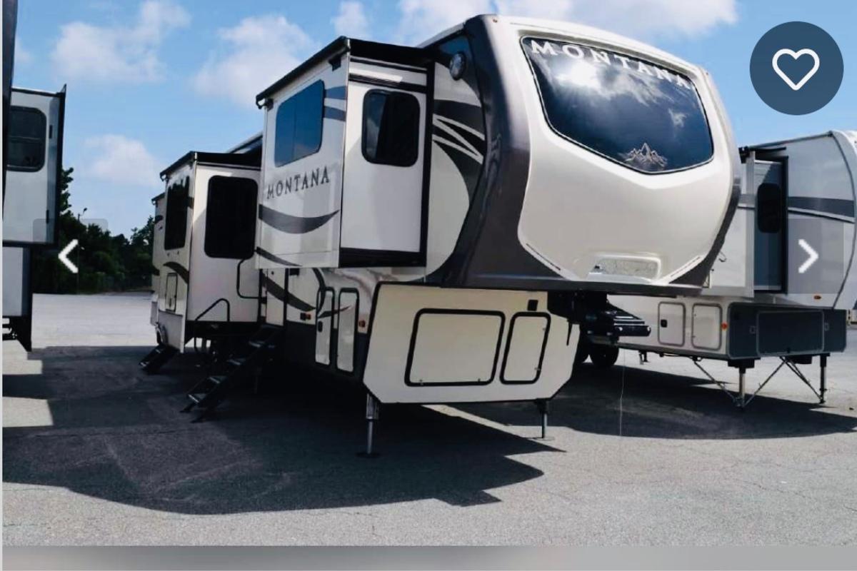 2017 Keystone Montana 3731fl, 0