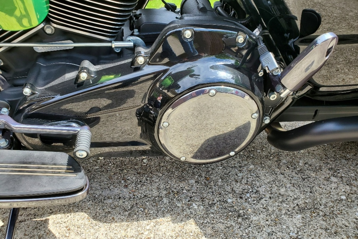 2017 Harley Davidson Road Glide Custom, 8