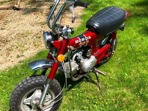 1971 Honda Trail 70