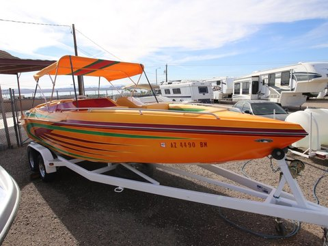 2006 Cheetah Boats Stiletto 24
